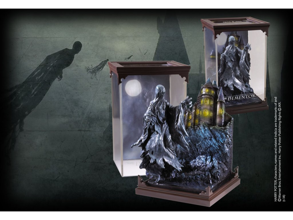 Mozkomor Soška Replika Harry Potter Noble Collection