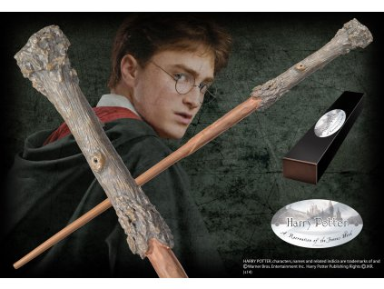 Harry Potter - Hůlka Harry Potter Noble Collection
