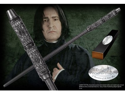 Harry Potter - Hůlka Severus Snape Noble Collection